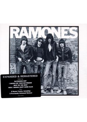 The Ramones - Ramones (Remastered/Expanded) (Music CD)