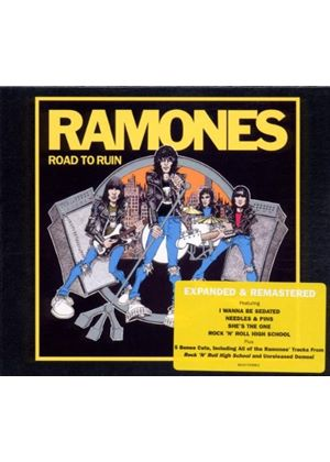 The Ramones - Road to Ruin (Music CD)