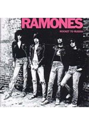 The Ramones - Rocket To Russia (Remastered/Expanded) (Music CD)