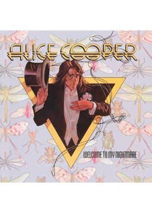 Alice Cooper - Welcome To My Nightmare (Expanded) (Music CD)