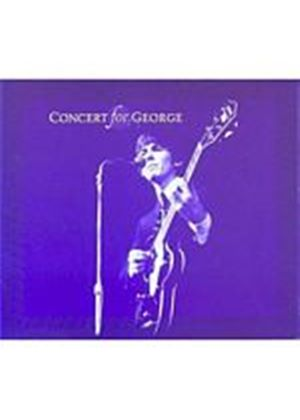 Various Artists - Concert For George [George Harrison Tribute Album] [2CDSet] (Music CD)