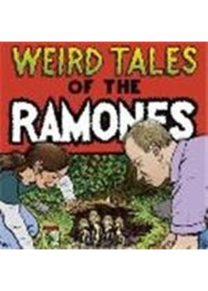 The Ramones - Weird Tales Of The Ramones (3CD + DVD) (Music CD)