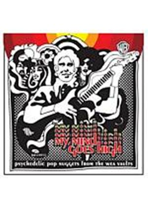 Various Artists - My Mind Goes High; Psychedelic Pop From The WEA Vaults (Music CD)