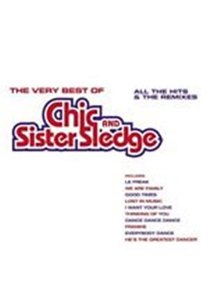 Chic And Sister Sledge - Very Best Of (Music CD)