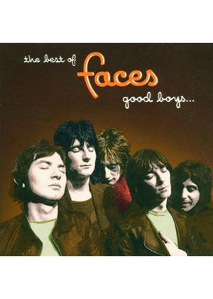 The Faces - Good Boys When Theyre Asleep (Music CD)