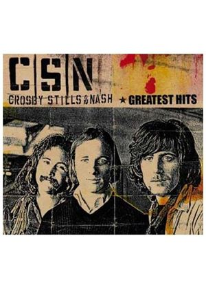 Crosby, Stills And Nash - Greatest Hits (Music CD)