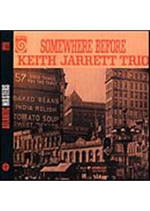 Keith Jarrett Trio - Somewhere Before (Music CD)