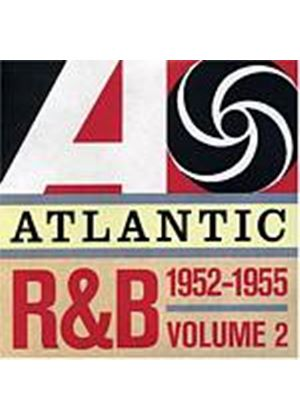 Various Artists - Atlantic R&B 1947 - 1974 Vol. 2: 1952 - 1954 (Music CD)
