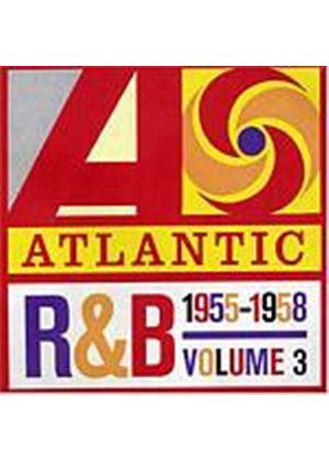 Various Artists - Atlantic R&B Volume 3: 1955 - 1958 (Music CD)