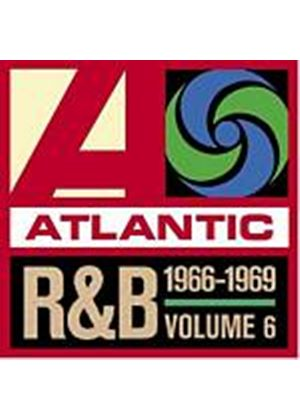 Various Artists - Atlantic R&B Volume 6: 1966 - 1969 (Music CD)