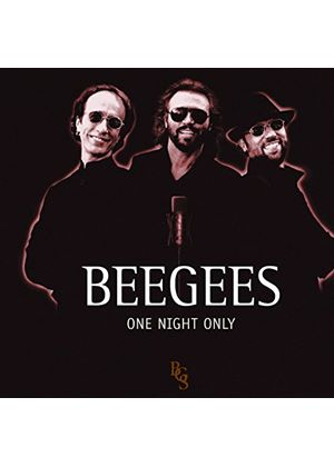 The Bee Gees - One Night Only (Music CD)