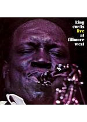 King Curtis - King Curtis Live At Fillmore West (Music CD)