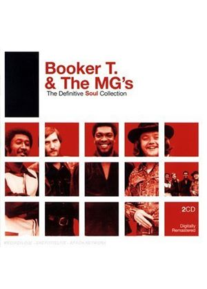 Booker T & The Mgs - Definitive Collection (2 CD) (Music CD)