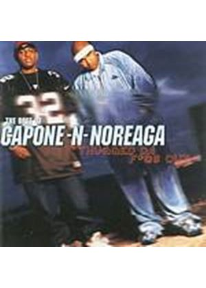 Capone -N- Noreaga - Thugged The F**K Out - The Best Of (Music CD)
