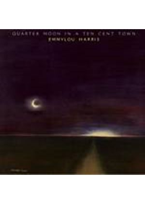Emmylou Harris - Quarter Moon In A Ten Cent Town [Remastered & Expanded] (Music CD)
