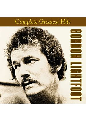 Gordon Lightfoot - The Complete Greatest Hits (Music CD)