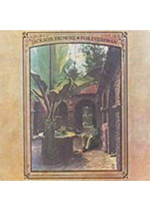 Jackson Browne - For Everyman [Remastered] (Music CD)