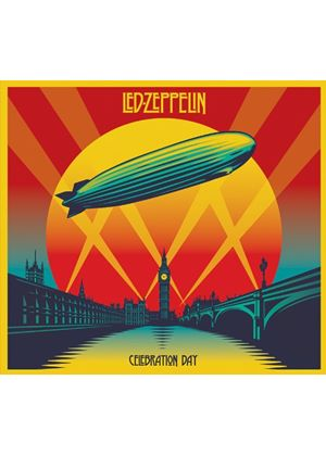 Led Zeppelin - Celebration Day [2 CD + Blu-ray in CD Digipack] (Music CD)