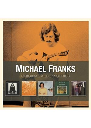 Michael Franks - Original Album Series (Music CD)