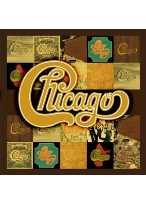 Chicago - Studio Albums 1969-1978 (Music CD)