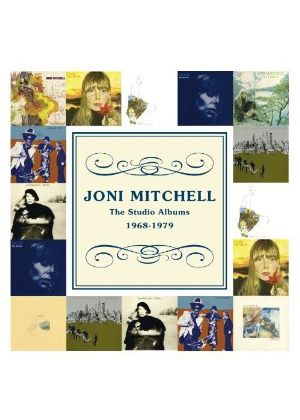 Joni Mitchell - Studio Albums 1968-1979 (Limited Edition) (Music CD)