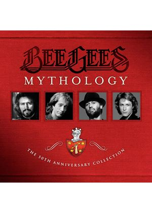 Bee Gees - Mythology (The 50th Anniversary Collection) (4 CD Box Set) (Music CD)