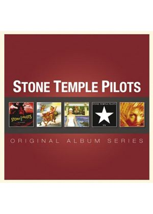 Stone Temple Pilots - Original Album Series (5 CD Box Set) (Music CD)