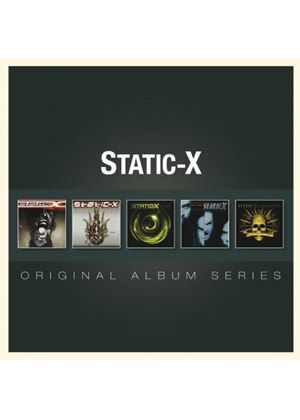 Static-X - Original Album Series (5 CD Box Set) (Music CD)