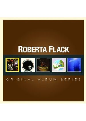 Roberta Flack - Original Album Series (5 CD Box Set) (Music CD)