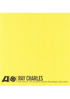Ray Charles - Pure Genius: The Complete Atlantic Recordings (1952-1959) (Music CD)