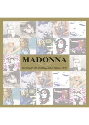Madonna - The Complete Studio Albums (1983-2008) (Music CD)
