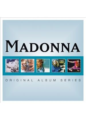 Madonna - Original Album Series (5 CD Boxset) (Music CD)