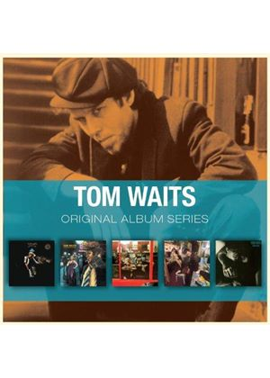 Tom Waits - Original Album Series (Music CD)
