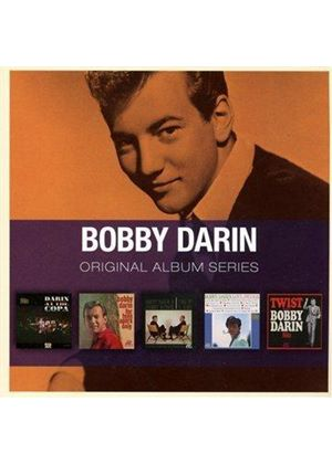 Bobby Darin - Original Album Series II (5 CD Box Set) (Music CD)