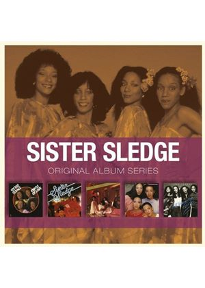 Sister Sledge - Original Album Series (5 CD Box Set) (Music CD)