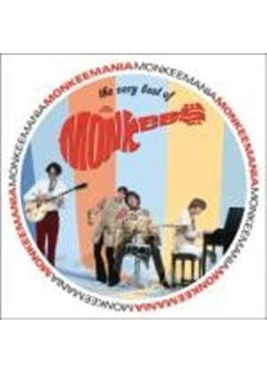 The Monkees - Monkeemania - The Very Best of The Monkees (2 CD) (Music CD)