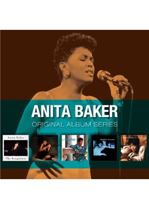 Anita Baker - Original Album Series (5 CD Box Set) (Music CD)