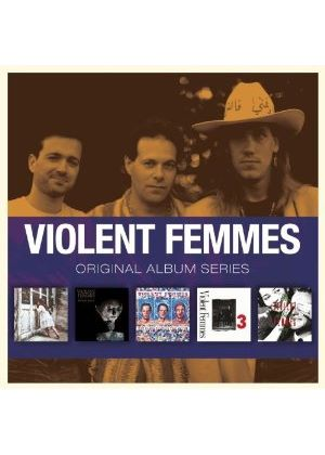Violent Femmes - Original Album Series (5 CD Box Set) (Music CD)