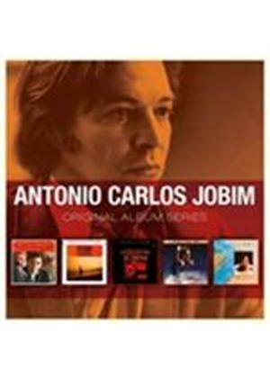 Antonio Carlos Jobim - Original Album Series (5 CD Box Set) (Music CD)