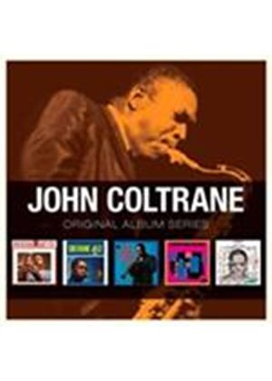 John Coltrane - Original Album Series (5 CD Box Set) (Music CD)