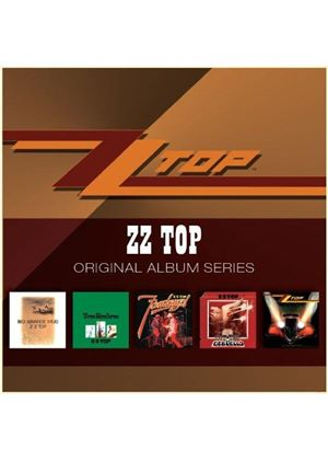 ZZ Top - Original Album Series (5 CD Box Set) (Music CD)
