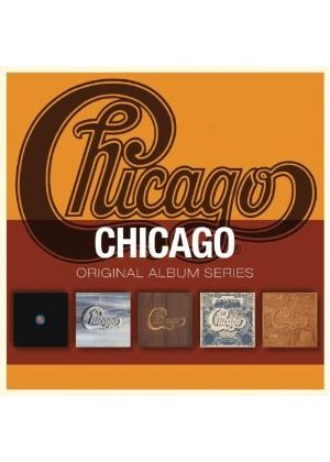 Chicago - Original Album Series (5 CD Box Set) (Music CD)