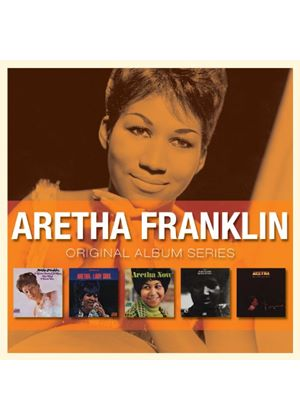 Aretha Franklin - Original Album Series (5 CD Box Set) (Music CD)