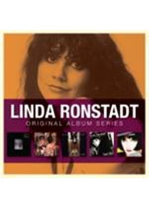 Linda Ronstadt - Original Album Series (Simple Dreams/Cry Like A Rainstorm Howl Like The Wind/Prisoner In Disguise/Mad Love/Liv (Music CD)