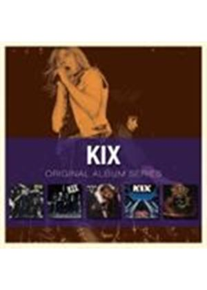 Kix - Original Album Series (5 CD Box Set) (Music CD)