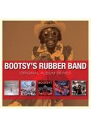 Bootsy's Rubber Band - Original Album Series (5 CD Box Set) (Music CD)