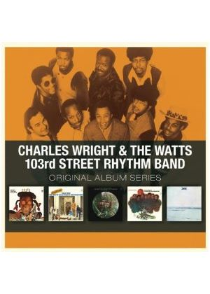 Charles Wright - Original Album Series (5 CD Box Set) (Music CD)