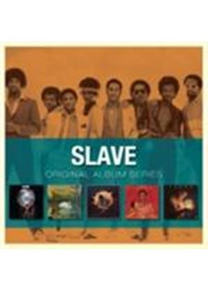 Slave - Original Album Series (5 CD Box Set) (Music CD)