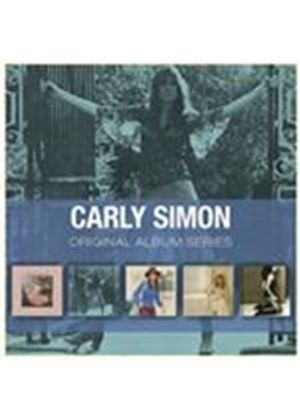 Carly Simon - Original Album Series (5 CD Box Set) (Music CD)