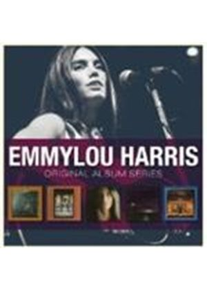Emmylou Harris - Original Album Series (5 CD Box Set) (Music CD)